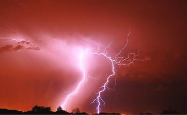 A lightning strike up to one mile away can do damage to your sensitive equipment.